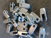 MG MMM Radiator to bulkhead tie rod clevis ends