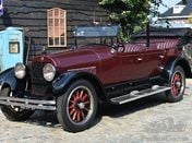 Cadillac series 61 -7 passenger open touring 1922