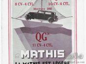 Mathis 1932