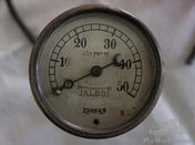 Talbot pressure gauge