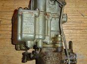Stromberg BXVD 3 carburettor