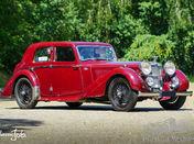 Original 1939 Alvis Speed 25 SC Charlesworth saloon