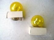6V 45W Yellow Bulb 4-pin Marchal base