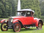 Ansaldo Tipo 4A 2 Seater 1921