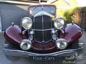 1934 REO Royale Straight Eight ONE-OFF