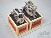 Alfa Romeo 6C 1750 & 8C 2300 New Engines