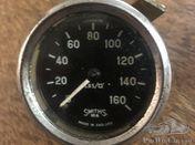 Smiths oil pressure gauge