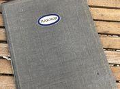 Marmon original brochure/catalogue
