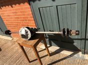 Alfa Romeo 6C1750 / 8C2300 rear axle differential and half shafts