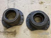 Alfa Romeo 6C 2500: 2 rear wheel bearing hubs