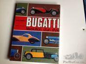 BUGATTI old new BOOK, Bugatti l'evolution d'un style, 1975