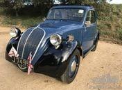 1937 Fiat Topolino RH drive