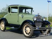 Ford Model A Special Coupe 1928