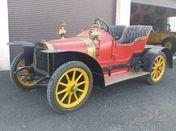 Chaindriven 1910 Peugeot V2 Y2