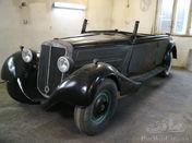 Horch 830 BL cabriolet 4 doors sedan.