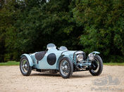 1933 Riley 9hp 'Brooklands Special' | Bonhams Goodwood Speedweek | 17 Oct 2020