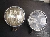CM Hallamp Co headlights for a Unidentified carmake