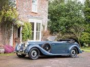 1936 Alvis 4.3-Litre SA Drophead Coupé | Bonhams Goodwood Speedweek | 17 Oct 2020