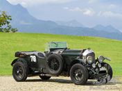 1926 Bentley 6?/8-Litre 'Le Mans' Tourer | Bonhams Goodwood Speedweek | 17 Oct 2020