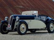 1937 Frazer Nash BMW 319/328 Special