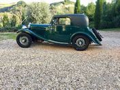 1935 Lagonda Rapier Fixed Head Coupe by Abbott for sale