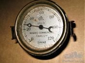 original 920's Morris Commercial Oil Pressure Gauge