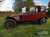 1913 Renault Brougham de Ville
