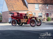 1903 Thornycroft 20hp Four-Cylinder Double Phaeton | Bonhams | Golden age of motoring | 30 Oct 2020