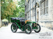 1901 Panhard et Levassor Type A2 7hp Twin-Cylinder Rear-Entrance Tonneau | Bonhams | Golden age of motoring | 30 Oct 2020