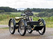 1900 Darracq Perfecta 2 Quadricycle | Bonhams | Golden age of motoring | 30 Oct 2020