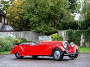 1939 Bentley 4?-Litre Vanden Plas-style Tourer | Bonhams | Golden age of motoring | 30 Oct 2020