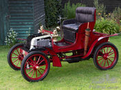 1903 Crestmobile 5hp Model D Runabout | Bonhams | Golden age of motoring | 30 Oct 2020