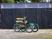 1900 Mignonette-Luap 2?hp Voiturette | Bonhams | Golden age of motoring | 30 Oct 2020