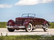 1937 Cord 812 Supercharged Cabriolet | The Elkhart Collection | RM Sotheby's | 23-24 Oct 2020