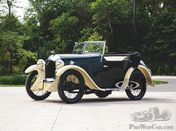 1929 Austin 7 'Beetleback' Roadster by Swallow | The Elkhart Collection | RM Sotheby's | 23-24 Oct 2020