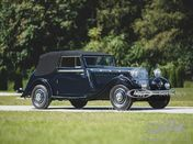 1937 Brough Superior 3?-Litre 'Dual Purpose' Drophead Coupe by Atcherley   The Elkhart Collection   RM Sotheby's   23-24 Oct 2020