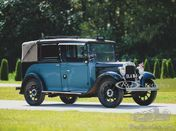 1936 Austin Heavy 12/4 Taxi by Strachan | The Elkhart Collection | RM Sotheby's | 23-24 Oct 2020