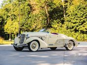 1935 Auburn Eight Supercharged Speedster | The Elkhart Collection | RM Sotheby's | 23-24 Oct 2020