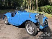 1936 Singer Le Mans Special Speed Model