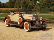 Cadillac 341A convertible coupé, V8, 1928