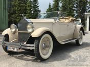 Packard 626 Roadster in perfect condition