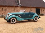Auburn Super Charged, 2dr convertible 1935