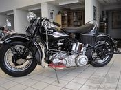1941 Harley Davidson EL Knucklehead