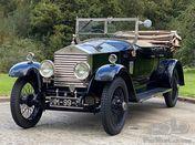 1923 Rolls-Royce 20hp Four Door Open Tourer.