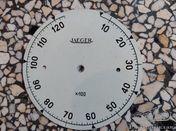 Jaeger speedo 120 km original