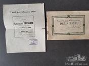 Société des Automobiles Delahaye 1909