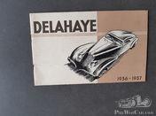 Delahaye 1935-1936