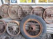 Lot wheels