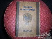 Matford SA documentation (manuals) for Lincoln US