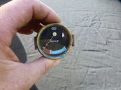 52 mm HD Oil Gauge as fitted on the 20's Delage